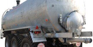 Ассенизационная бочка 25000 литров, фото