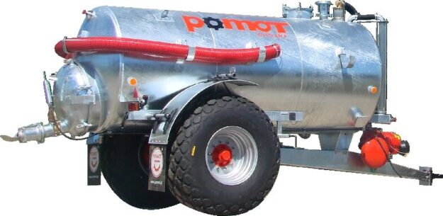 Ассенизационная бочка 8000 литров, фото 1
