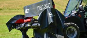 Фронтальна дискова косарка DISC 260 F ALP,фото 4