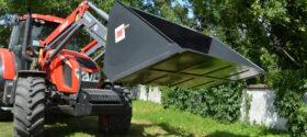 Ковш об'ємний для транспортування зернових,фото 3