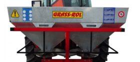 Розкидач мінеральних добрив Grass-Roll -1000л,фото 3