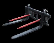 Навесное оборудование для фронтальных погрузчиков, фото