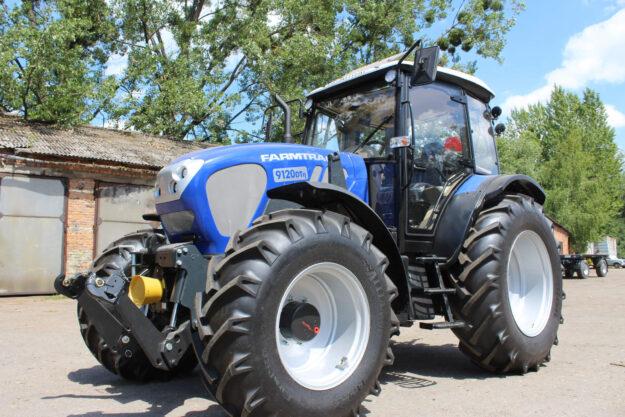 Трактор Farmtrac 9120, фото 1