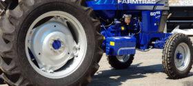 Трактор Farmtrac Heritage  EUROPELINE 6045 2WD(45к.с),фото 5