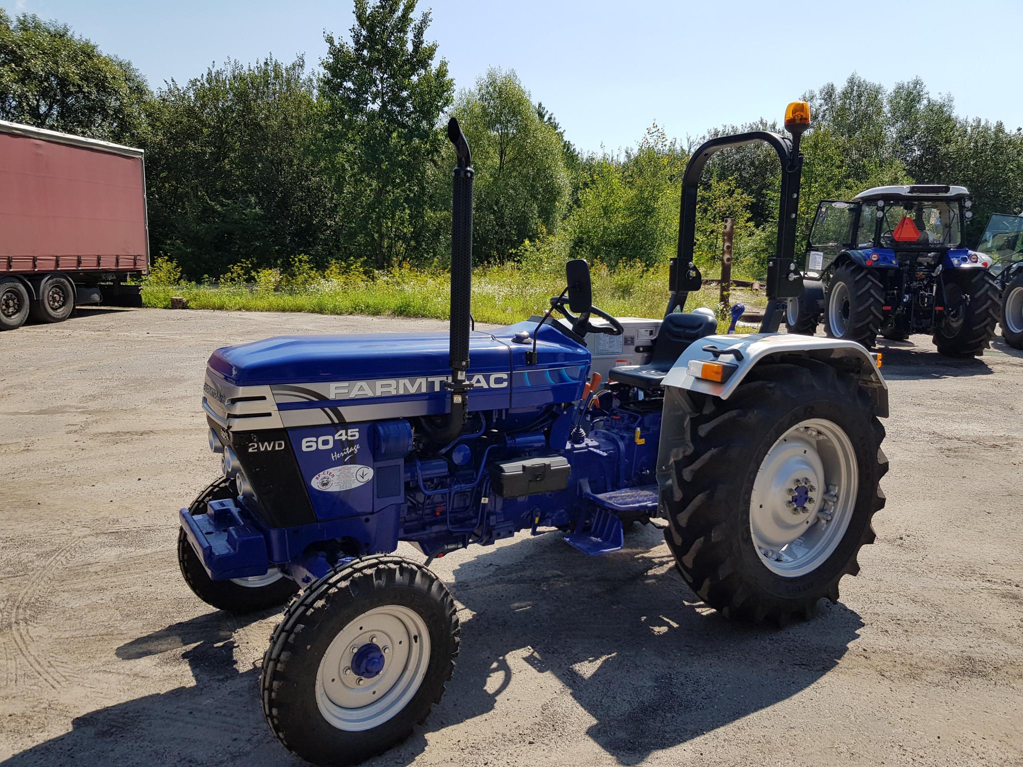 Summary -> Tractordatacom Farmtrac 45 Tractor Information