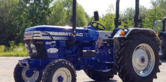 Трактор Farmtrac Heritage  EUROPELINE 6045 2WD(45к.с), фото