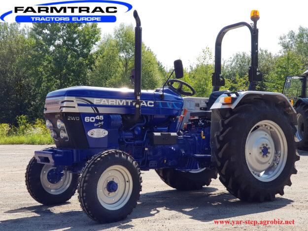 Трактор Farmtrac Heritage  EUROPELINE 6045 2WD(45к.с), фото 1