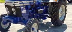 Трактор Farmtrac Heritage  EUROPELINE 6045 2WD(45к.с),фото 2