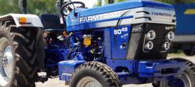 Трактор Farmtrac Heritage  EUROPELINE 6045 2WD(45к.с),фото 4