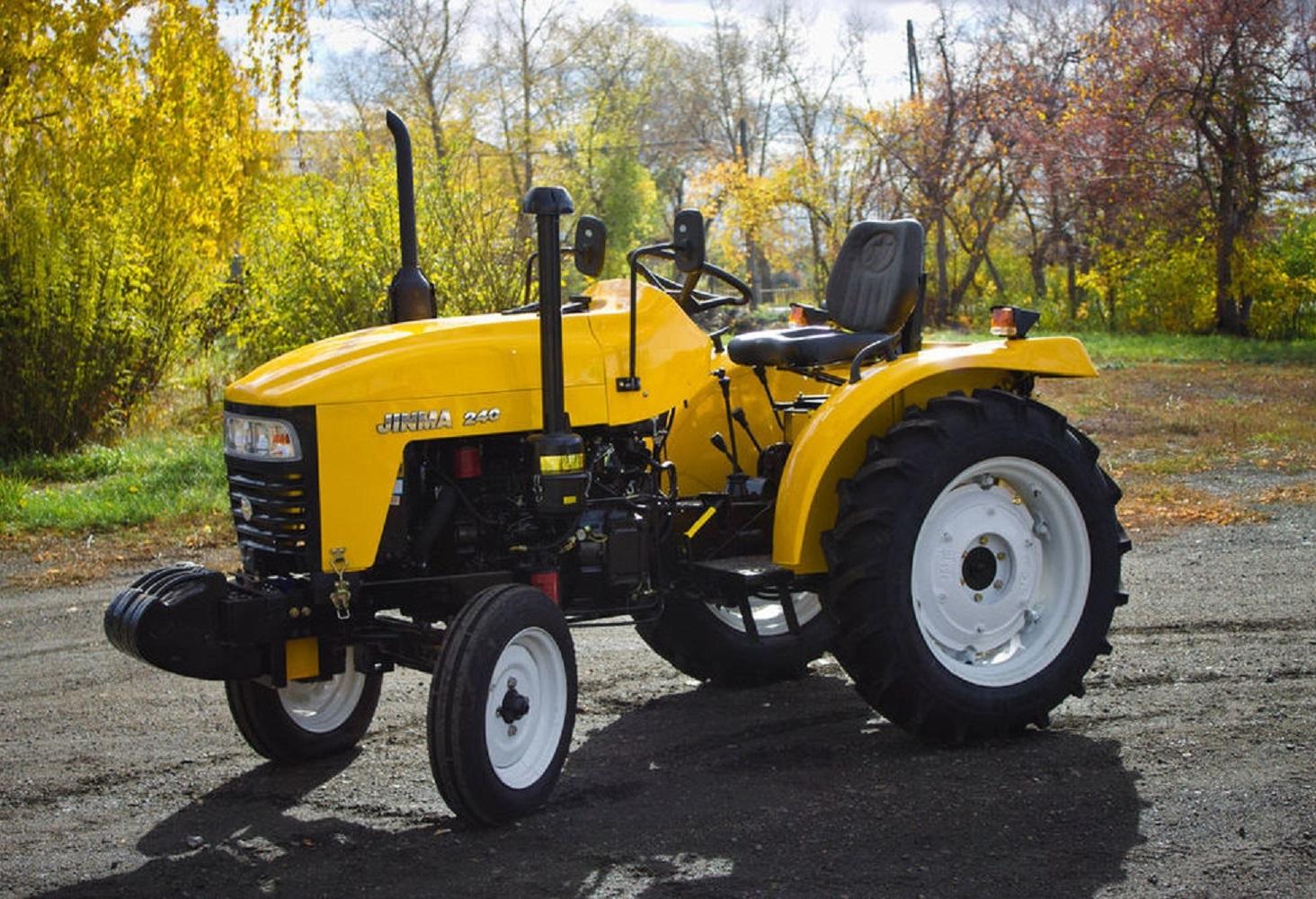 фото Який трактор купити для особистого господарства