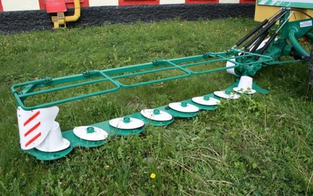 фото Роторная косилка для трактора